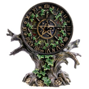 Gothic Astrology Clock